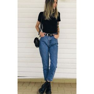 "Zara Jeans - ""Zara"" Mom jeans"